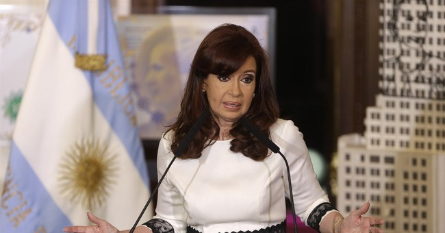 Argentina asks world court to consider debt case