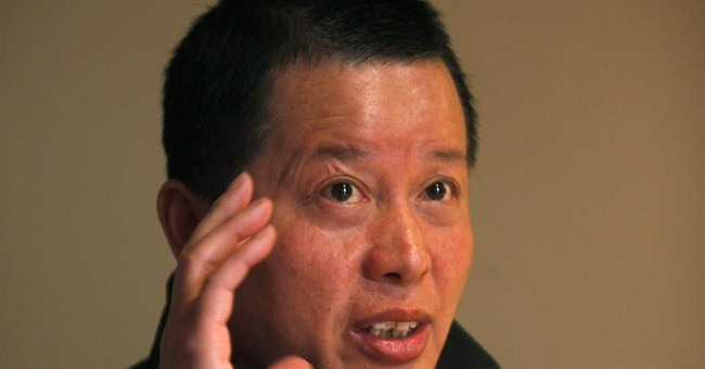 Fiery Chinese rights lawyer released from prison