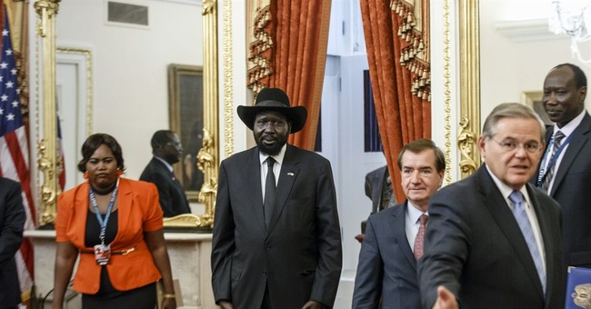 S. Sudan: Conditions 'an affront to human dignity'