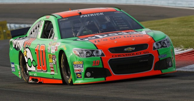 Danica Patrick crashes at The Glen; walks away