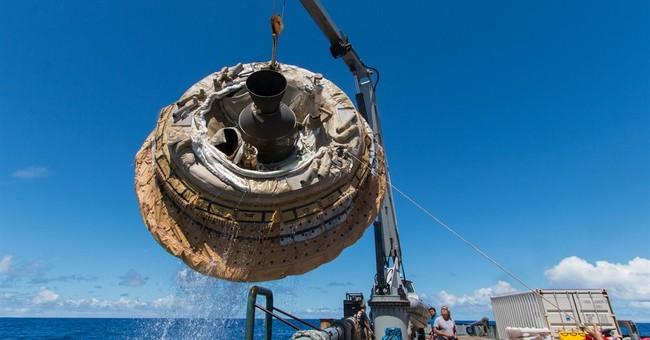 NASA Mars test called success despite torn chute