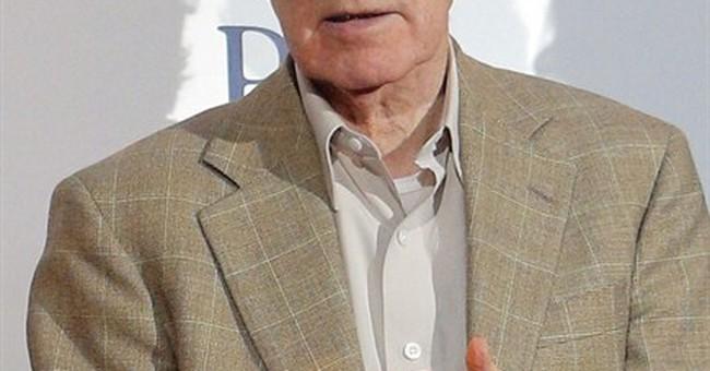 Woody Allen's handprints on Pawtucket walk of fame