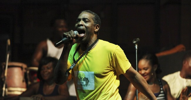 Son of Nigerian star Fela talks of father's legacy