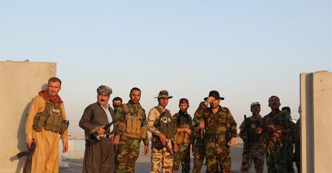 Kurdish pleas for weapons may finally be heard