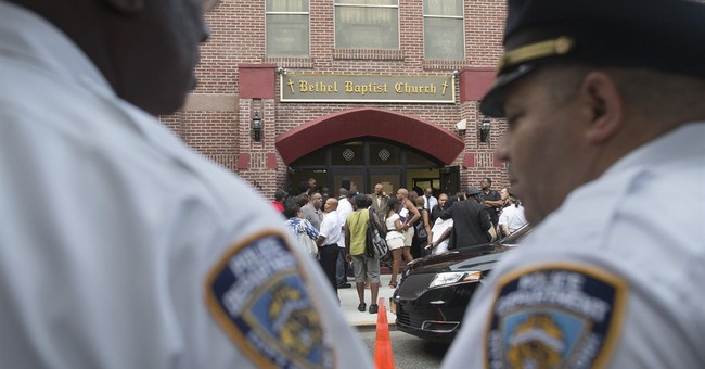 Police commissioner: NYC mayor is 'very pro-cop'