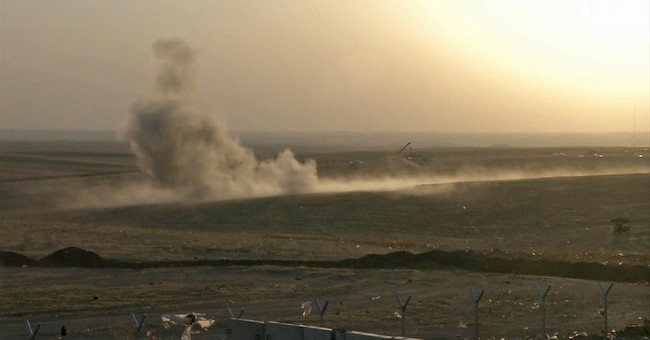 Pentagon: New round of airstrikes near Irbil