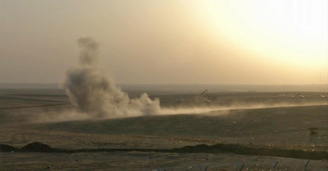 Pentagon: New round of airstrikes near Irbil