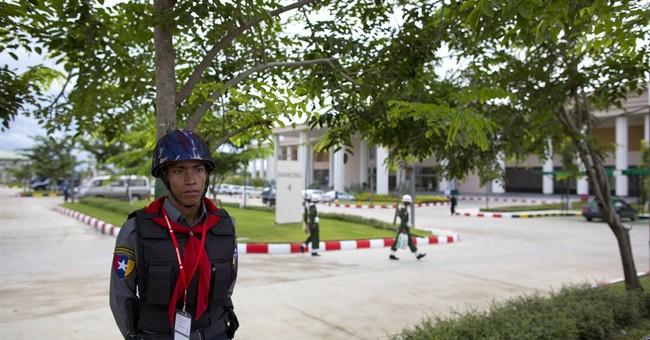 South China Sea, Myanmar likely topics at talks