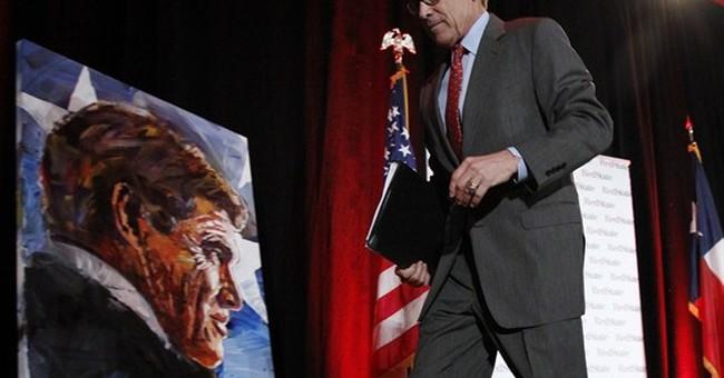 2016 preview? Perry, Cruz at same GOP gathering