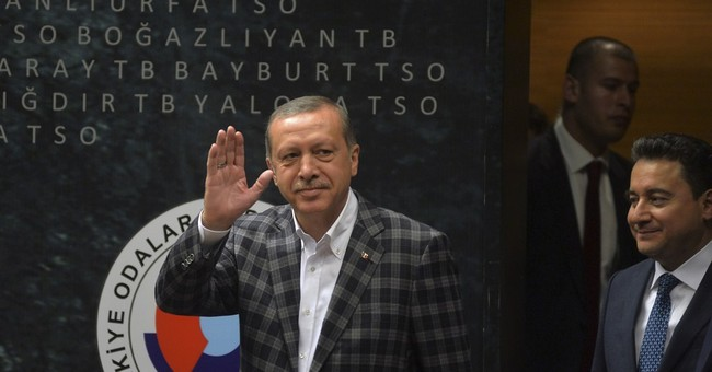 Divisive Erdogan favorite in Turkey president vote