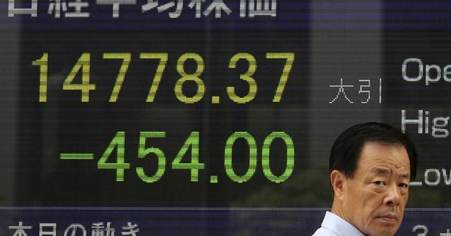 US stocks buck turmoil weighing on global markets