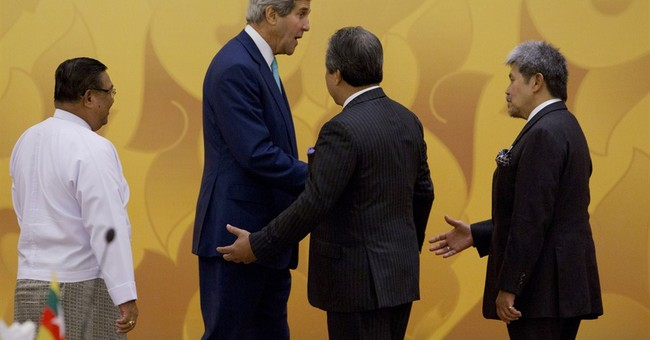 Kerry seeks to calm South China Sea tensions