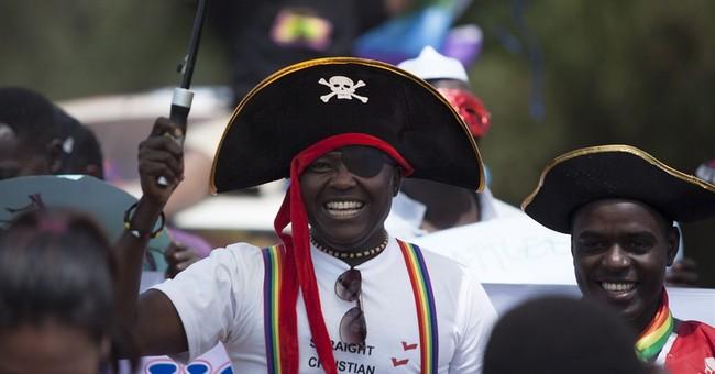 PHOTO GALLERY: Ugandans celebrate gay pride