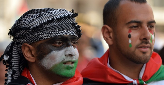 Tens of thousands rally for Gaza in London