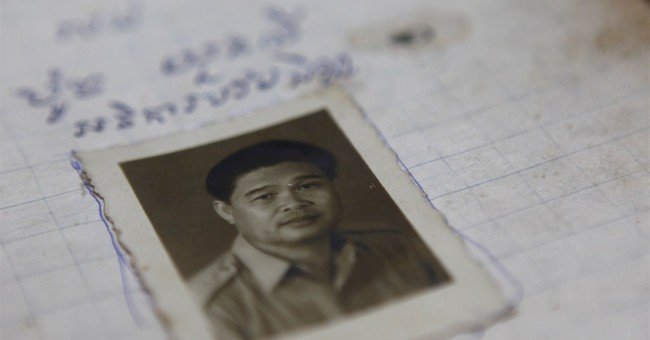 Rare diary gives details of life under Khmer Rouge