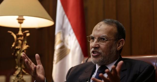 Egypt court dissolves Muslim Brotherhood party