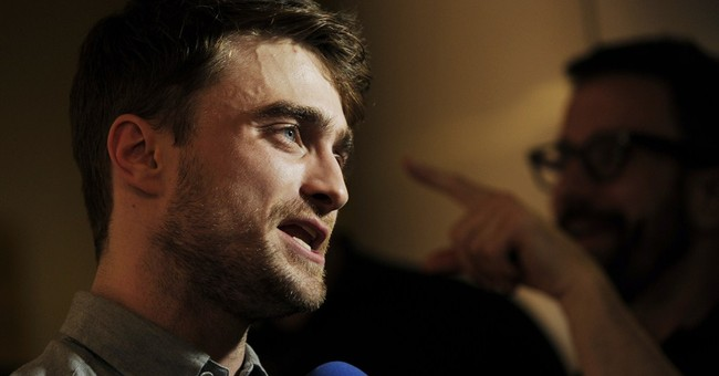 Radcliffe now into indies, but 'Potter' trails