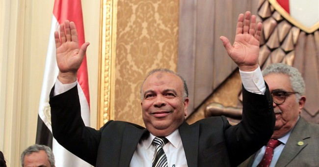 Egypt court dissolves Muslim Brotherhood party