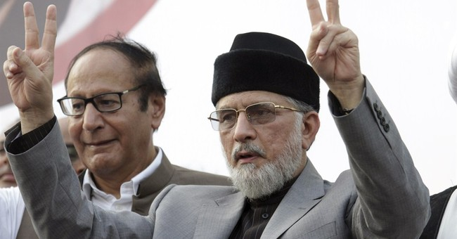 Pakistan opens murder case against cleric