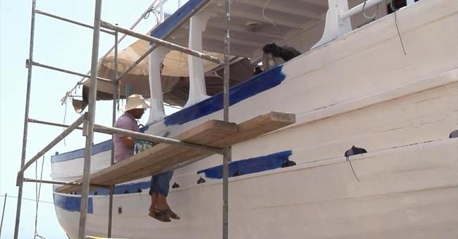 Tunisia's fishermen save rising tide of migrants