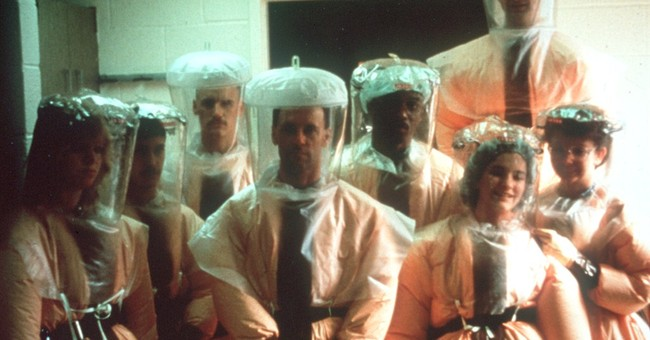 25 years ago, a different Ebola outbreak in Va.