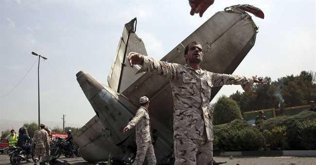 Crash of Iranian built plane leaves 39 dead