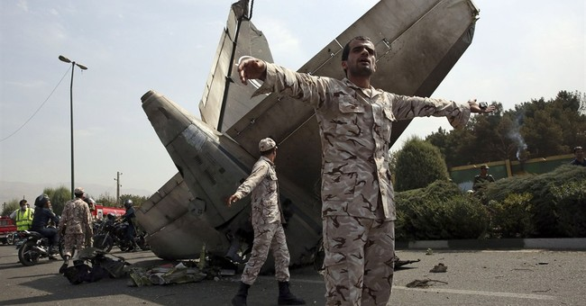 Crash of Iranian built plane leaves 39 dead