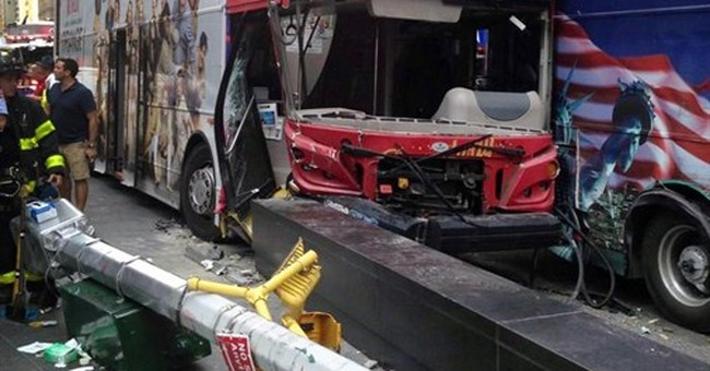 NYC doesn't track sightseeing bus accidents