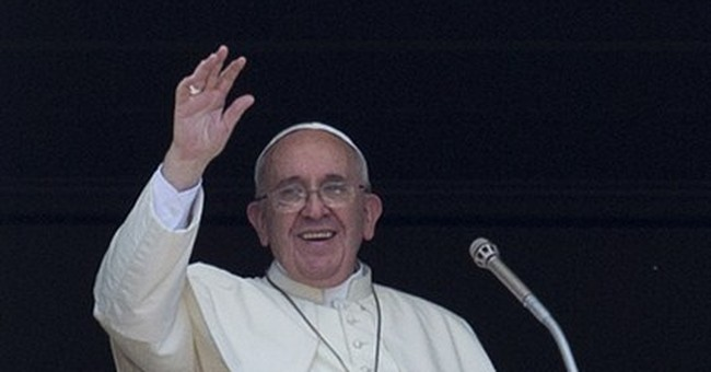 Pope expresses outrage at violence in Iraq