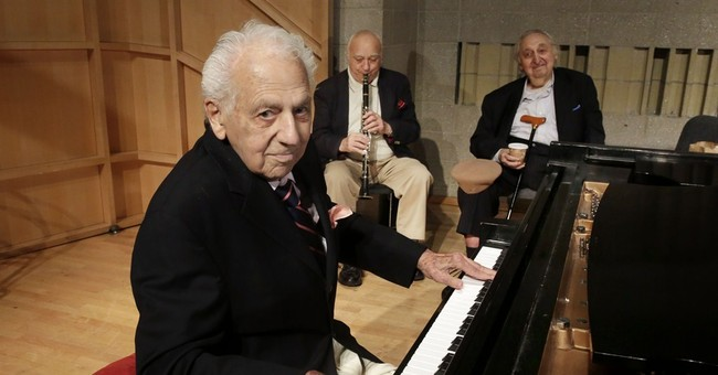 Age is not a cage: 90-year-old musicians go strong