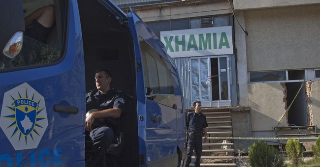 Kosovo police arrest 40 alleged Islamic radicals