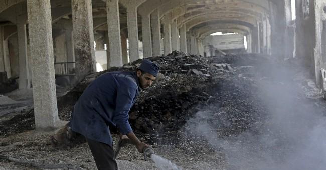7-year-old Gaza closure key in Israel-Hamas talks