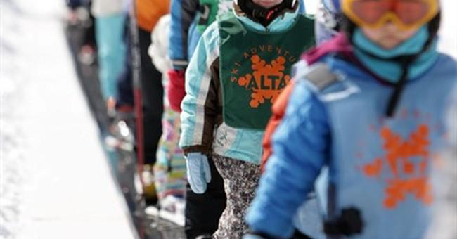 No ruling on Utah ski area's rare snowboarding ban