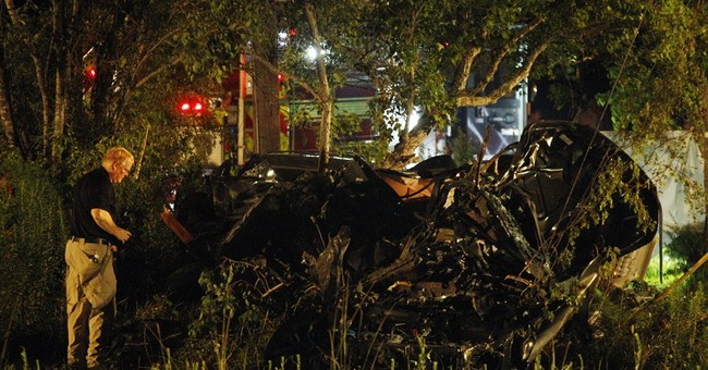 Police: 6 killed in Houston-area police chase
