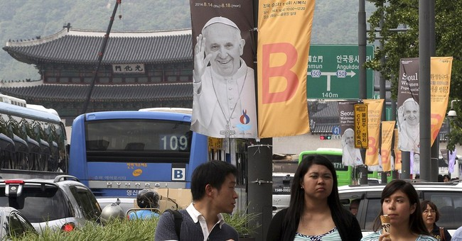Pope kicks off Asia missionary boost in SKorea