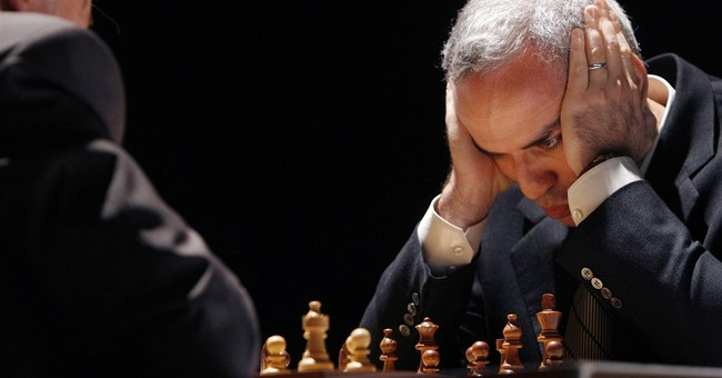 Kasparov bid fails as chess body's boss re-elected
