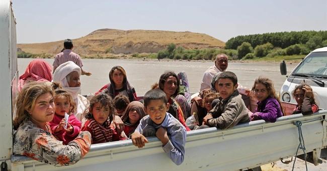 UK warns of humanitarian crisis in Iraq