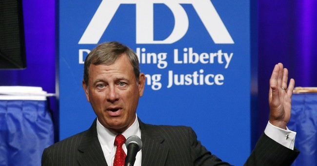 Chief Justice: Lawyers should mend partisan divide