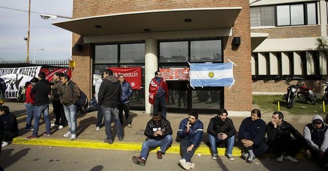 US printing company shuts down Argentina operation