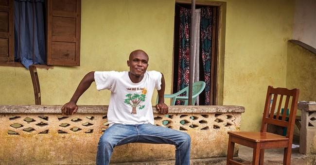 Ebola survivor shunned by boyfriend, even school