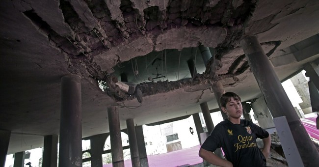 Israel targeting mosques hurts Gaza social fabric