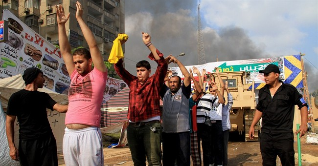 HRW: Likely crimes against humanity in Egypt