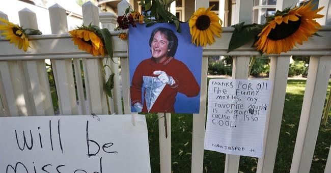 'It lays in wait' _ Robin Williams' lifelong fight