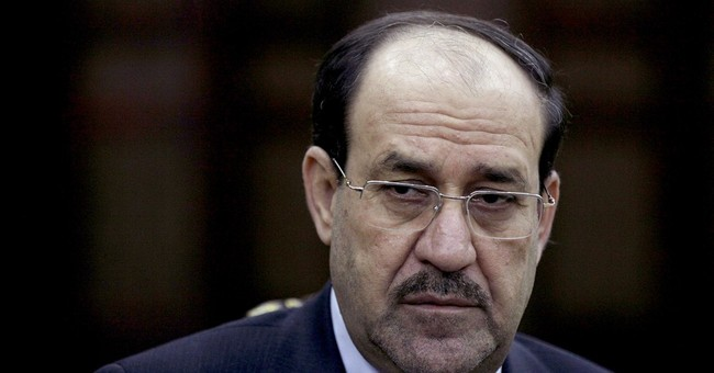 Iraq's prime minister seems increasingly isolated