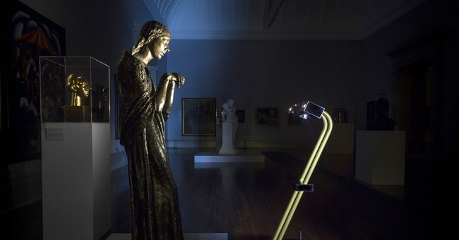 Robots guide nights at the museum at Tate Britain