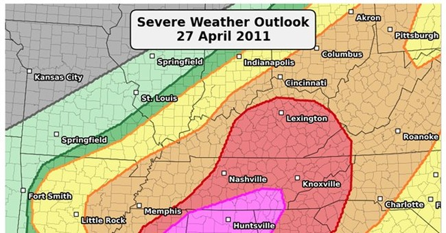 Storm forecasters adding extra layers to warnings