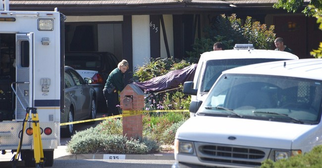 Authorities: California man admits killing family