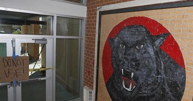 Rebuilt Moore school brings changes, reminders