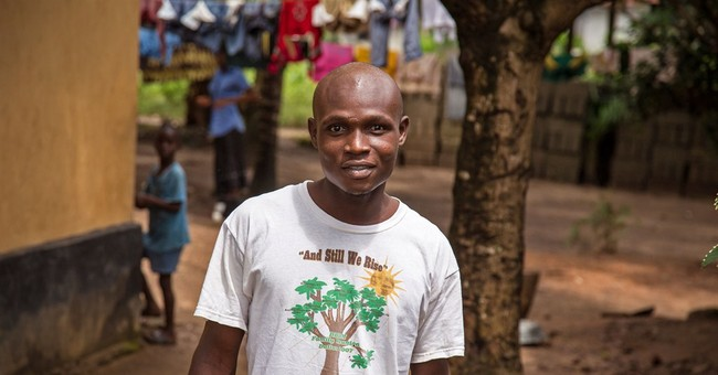 Ebola survivor shunned by boyfriend, even school