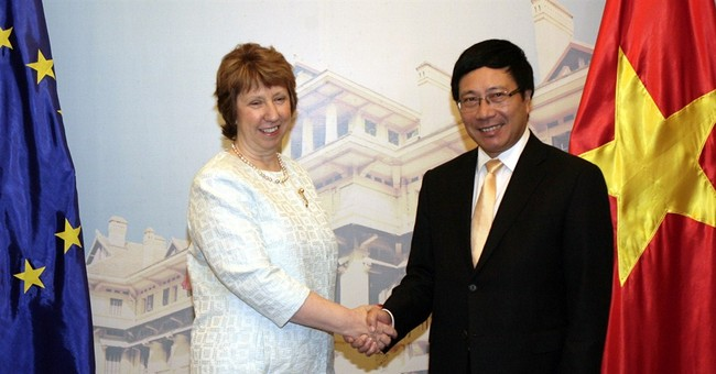 EU hopes for new impetus in Vietnam trade talks